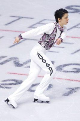 羽生結弦 SPプリンス スケートカナダ