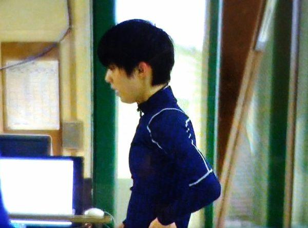 羽生結弦 クリケットクラブ フィギュアスケートTV!2