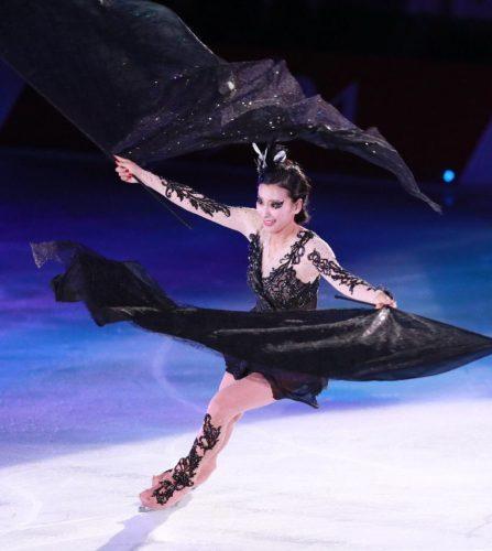 浅田舞 ブラックスワン THE ICE