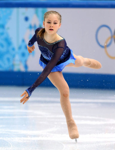 リプニツカヤ ソチFSオリンピック