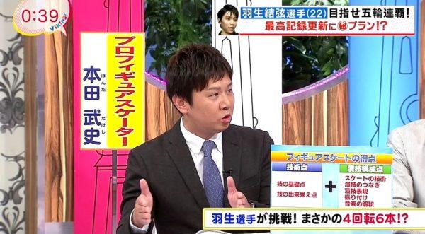 本田武史 バイキング!