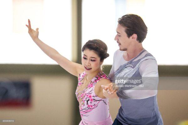 村元哉中×クリスリード アイスダンス