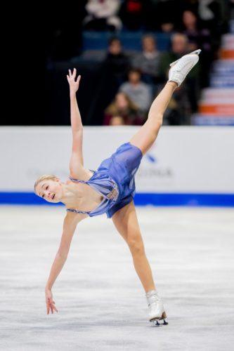 マリア・ソツコワ SP スケカナ