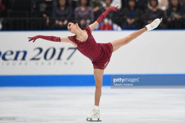 メドべ FSアンナカレーニナ ジャパンオープン