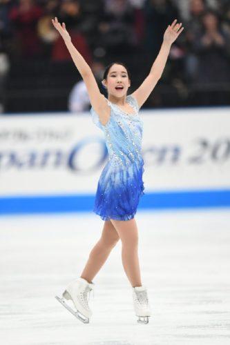 三原舞依 FSミッション ジャパンオープン
