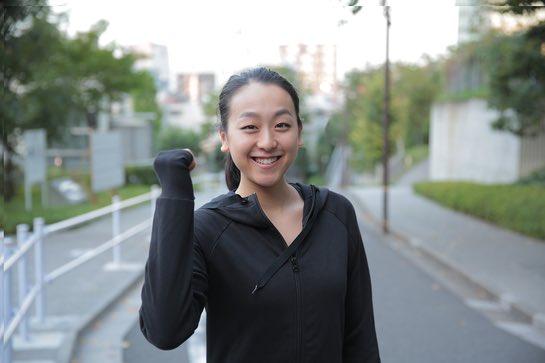 浅田真央 ホノルルマラソン