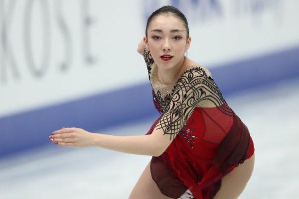 本郷理華 SPカルミナ・ブラーナ NHK杯