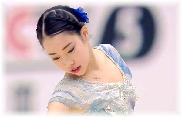 三原舞依 FS 中国杯