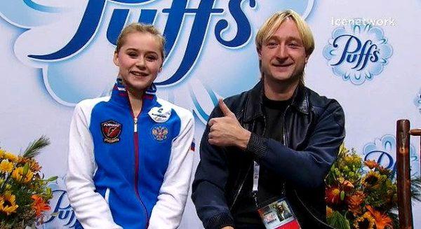 プル様 コーチ スケートアメリカ