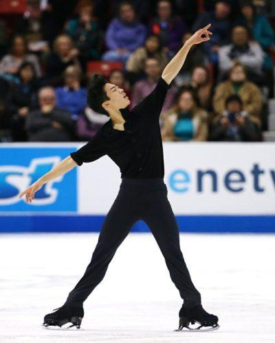 ネイサン SPネメシス スケートアメリカ
