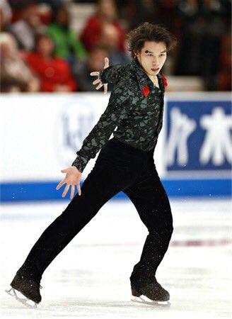 無良崇人 SP スケートアメリカ