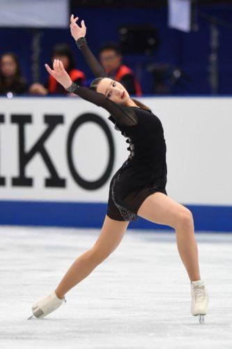 ツルスカヤ FS NHK杯