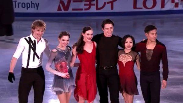 メドべ×ボロノフ NHK杯 EXフィナーレ 優勝者