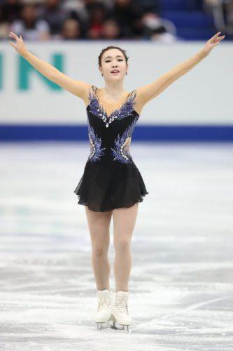 パクヨンハ SPブラックスワン NHK杯