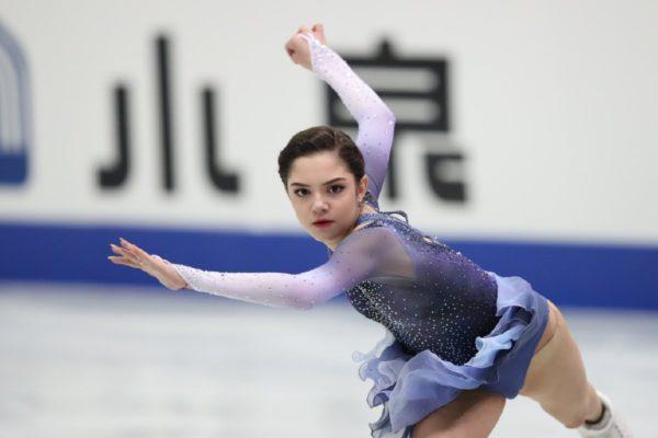 メドべ SPノクターン NHK杯