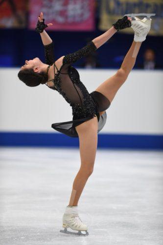 メドべ FSアンナカレーニナ NHK杯