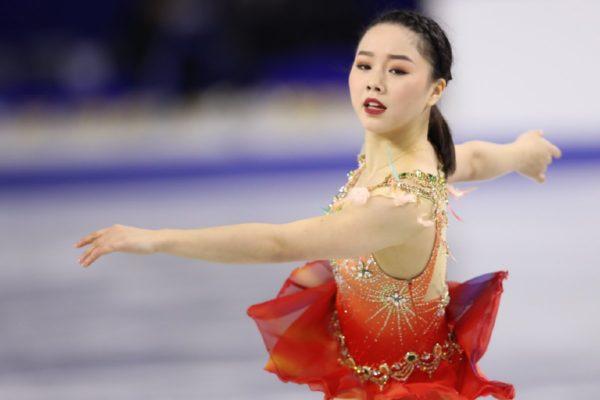 樋口新葉 SPジプシーダンス 全日本