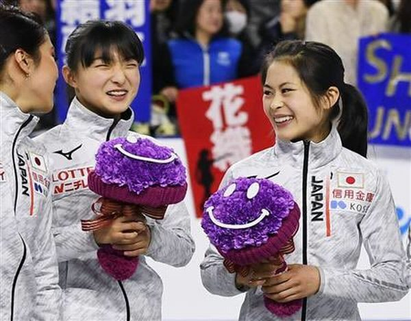 宮原知子×坂本花織 平昌オリンピック日本代表