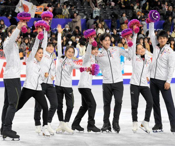 平昌オリンピック日本代表