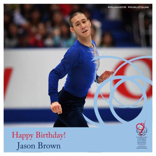 ジェイソンブラウン 誕生日