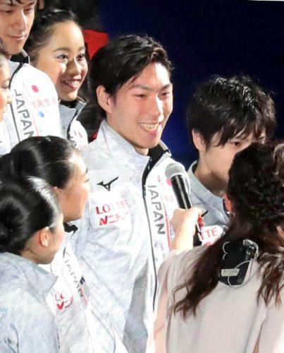 田中刑事 平昌オリンピック日本代表 全日本