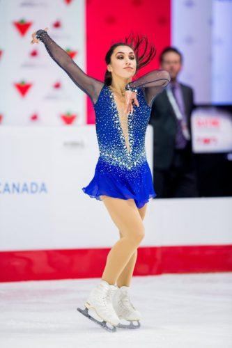 ガブリエル・デールマン FS カナダナショナル