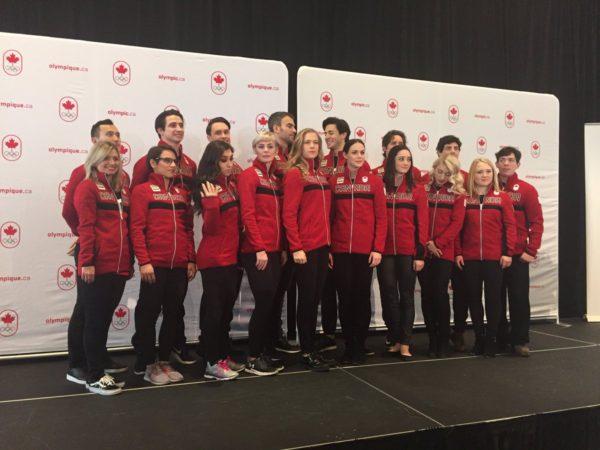 カナダ五輪代表
