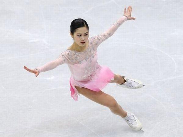 宮原知子 SAYURI SP 四大陸