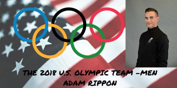 アダム・リッポン オリンピック代表