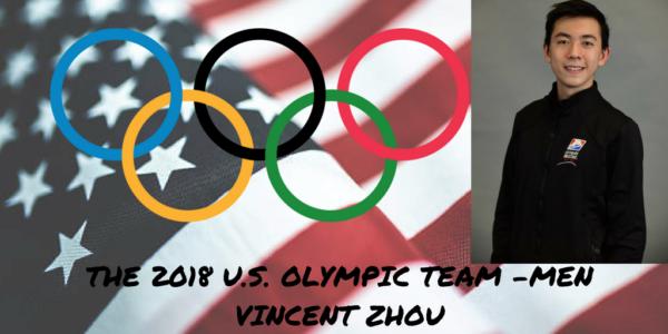 ヴィンセント・ジョウ オリンピック代表