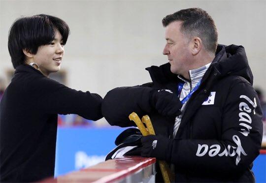 ジュンファン×オーサー 平昌オリンピック