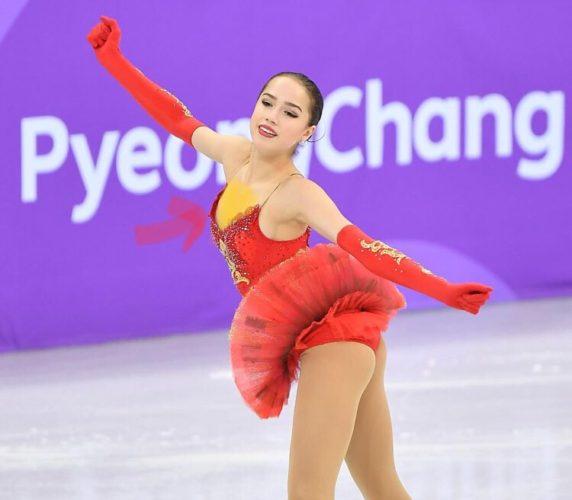 ザギトワ FSドン・キホーテ 平昌オリンピック